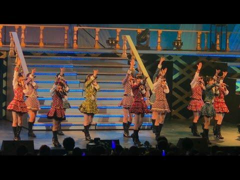 AKB48 Team8 『恋を語る詩人になれなくて』