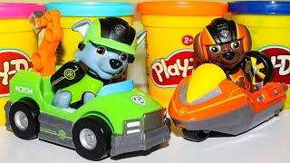 Мультики Щенячий патруль все серии подряд Развивающие мультфильмы для детей Игрушки Mission PAW