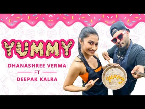 Download Yummy | Dhanashree Verma ft. Deepak Kalra | Justin Bieber | Dance Mp4 HD Video and MP3