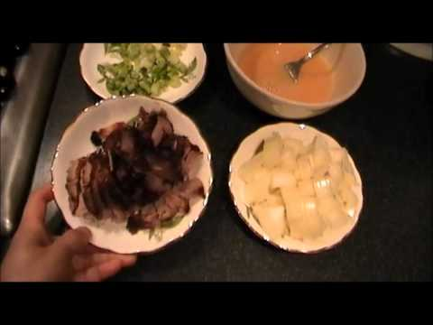 Honey Roasted Pork(Char Siu) Fried Rice – Chinese Recipes Fried Rice Video Series 2