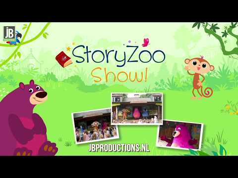 Video van Meet & Greet StoryZoo | Kindershows.nl