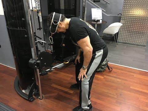 Les exercices du bodybuilding sur la presse