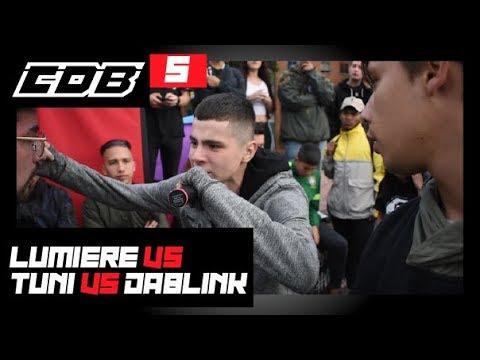 Dablink vs Lumiere vs Tuni - Octavos - CDB 5 Último cupo a Supremacia Mc Nacional 2019-🇨🇴