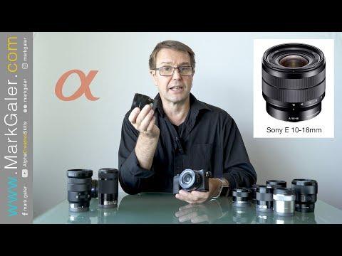 Choosing your next Sony Alpha APS-C E-Mount Lens