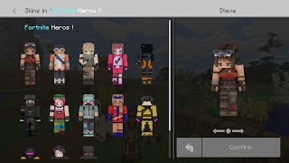 how to add custom skins to minecraft pocket edition - TH-Clip