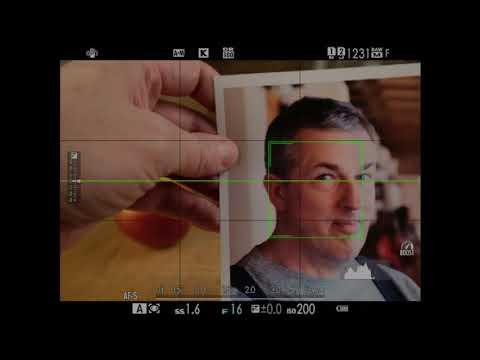 * Spiegelreflexkamera versus spiegellose Systemkamera - Der elektronische Sucher - Tutorial *