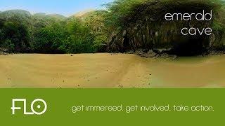 011 - Emerald Cave in Thailand