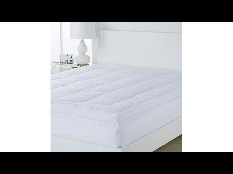 """Concierge Collection 4"""" Featherbed"""