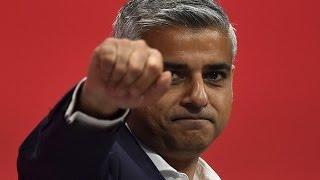 Новый мэр Лондона вступил в перепалку с Трампом