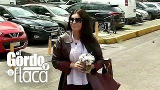 Por primera vez Yadhira Carrillo no visita en día hábil a su esposo Juan Collado en prisión | GYF