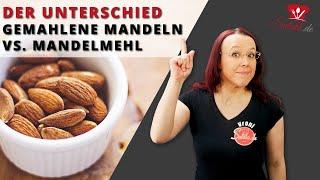 Mandelmehl und gemahlene Mandeln was ist der Unterschied und kann man die einfach austauschen