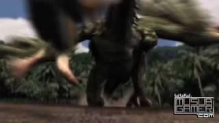 Monster Hunter Freedom Unite video
