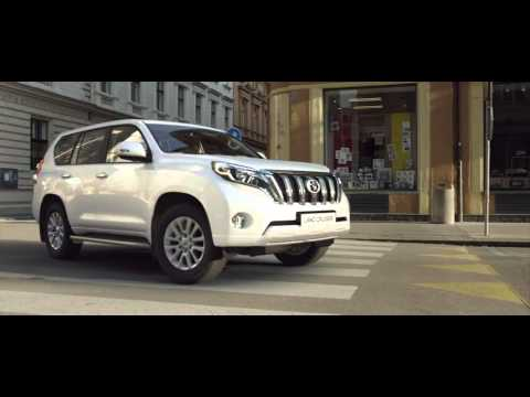 Land Cruiser Prado 2015 VX (Version Europea)