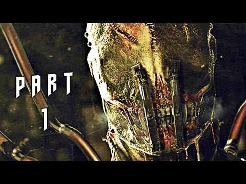 DOOM 4 Walkthrough Gameplay Part 1 - Demons - Campaign Mission 1 (PS4)