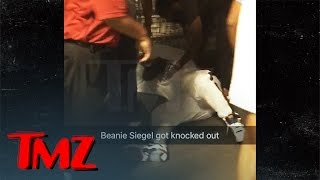 Beanie Sigel -- Knocked Out Backstage ... Meek Mill's Homie Takes Credit | TMZ