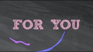 Kwasi   For You (Feat. Sammi Constantine)  *LYRIC VIDEO*