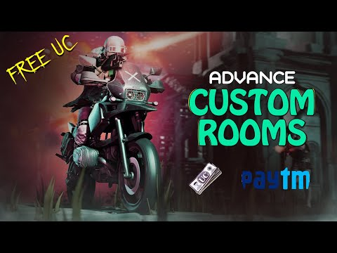 Download Pubg Mobile Live Custom Room 1 Month Unlimited Adv Video