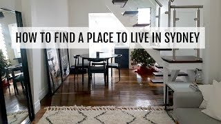 How To Find A Place To Live in Sydney | Expat Life | Say Hello