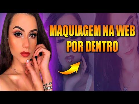 [DETALHES REVELADOS] Curso Maquiagem na Web da Andreia Venturini e bom Confira [RESENHA COMPLETA]