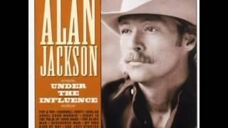 Alan Jackson - I'll Go On Loving You