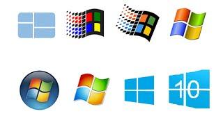 Windows 1 до Windows 10