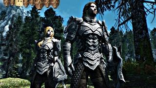 Скайрим моды: Драконья резная броня