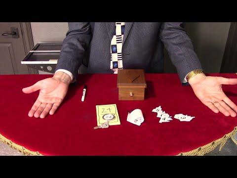 Enigma Chest II by Magic Wagon