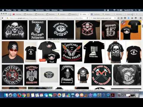 PSA: Bandidos Outlaws Hells Angels Support Gear?
