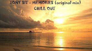 TONY SIT - MEMORIES CHILL OUT