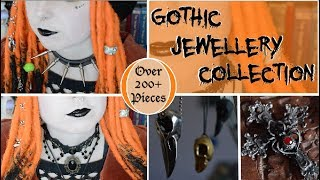 Gothic Jewellery Collection