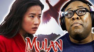 MULAN 2020 Movie Trailer Reaction & Thoughts   Black Nerd
