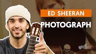 Photograph - Ed Sheeran  (aula de violão simplificada)