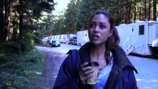 Lindsey Morgan - 07/11/14 - Interview de Kass Morgan