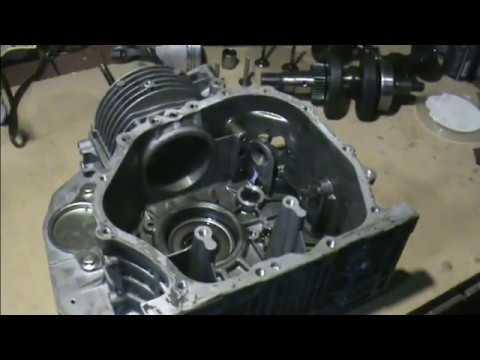 Ремонт мотоблока своими руками // Дефектовка, ремонт, тюнинг дизельного двигателя 178F. Часть 2.