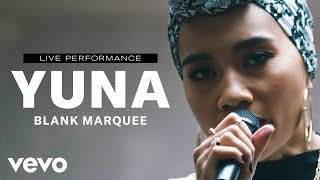 "Yuna   ""Blank Marquee"" Live Performance 