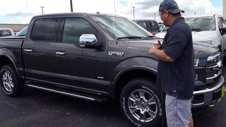 2017 Ford F150 Windshield Replacement Features