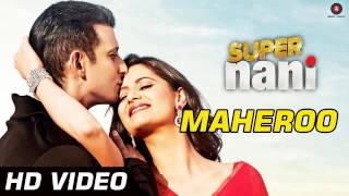 Maheroo Maheroo ~ Super Nani ~ Sharman Joshi & Shweta Kumar