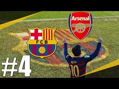 FIFA 18   Barcelona V Premier League!?   Kruté Boje O Čelo Tabulky!   #4   CZ/SK