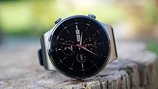 Huawei Watch GT 2 Pro Review - One of the Best Smartwatches!