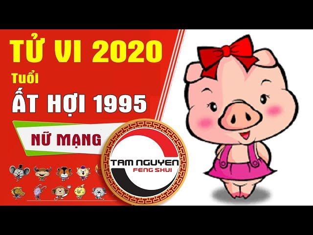 TỬ VI 2020 | Tuổi Ất Hợi 1995 Nữ Mạng | Dự Đoán Tương Lai, Vận Mệnh, Cuộc Đời Của Bạn