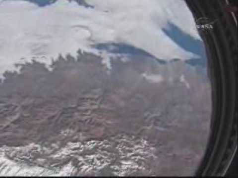 STATION CREW CAPTURES VIEWS OF EARTHQUAKE-STRICKEN CHILE