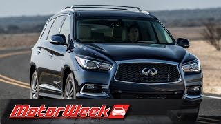 Road Test: 2017 Infiniti QX60 - More Than a Name Change?