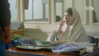 كاظم الساحر vs الموظفة الحكومية - SNL بالعربي