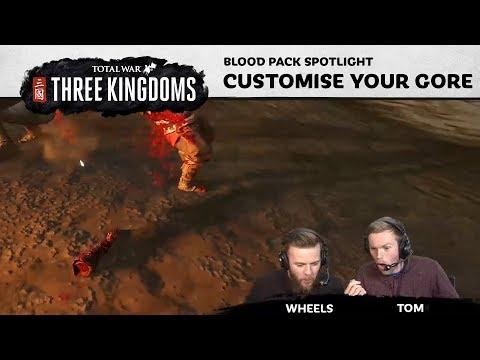Blood Slider Spotlight | Total War: THREE KINGDOMS - Reign of Blood