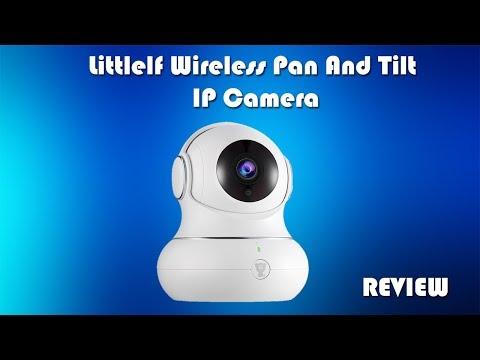 Littlelf Wireless Pan And Tilt IP Camera Review