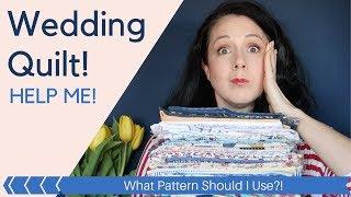 My Wedding Quilt - Plans