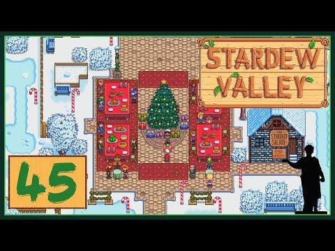 Stardew Valley #45: Новый Год в Пеликан Тауне!