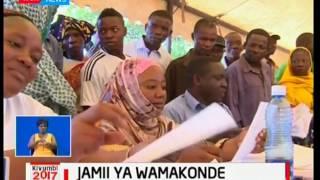 Jamii ya Wakonde wapata nafasi ya kupiga kura kwa mara ya kwanza