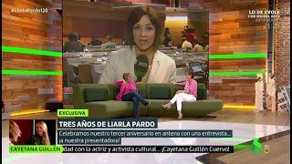 Una presentadora de La Sexta, explica que va fer un directe 'borratxa'
