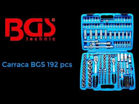 carraca BGS 2292 192 pcs || Español ||  || ratchet BGS 2292 ||